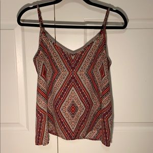 Hollister Adjustable Straps tank top size S